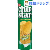 チップスター のりしお(Lサイズ 115g)【チップスター】[お菓子]