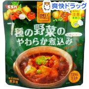 【訳あり】デリそうざい 7種の野菜やわらか煮込み カチャトーラ風(130g)【DERI(デリ)そうざい】