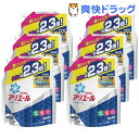 アリエール 洗濯洗剤 液体 イオンパワージェル 詰め替え 超ジャンボ(1.62kg*6コセット)【アリエール イオンパワージェル】【送料無料】