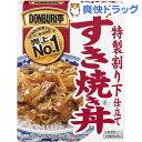 DONBURI亭 すき焼き丼(170g)【DONBURI亭】