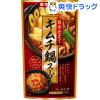 ダイショー 旨辛仕立て キムチ鍋スープ(750g)