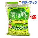 猫砂 パインウッド(6L*4コセット)[猫砂 シリカゲル ねこ砂 ネコ砂 木 ペット用品]【送料無料】