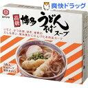 宮島醤油 高級博多うどんそばスープ(5食入)
