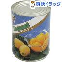 びわホール 中国産 2号缶(850g)【こてんぐ】
