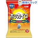 ホッカイロ 貼らない レギュラー(10コ入)【ホッカイロ】...