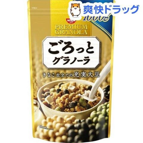 ごろっとグラノーラ きなこ仕立ての充実大豆(1000g)
