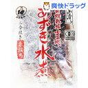山清 有機あずき水煮 21692(200g)