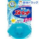 液体ブルーレットおくだけ 清潔なブルーミーアクアの香り つけ替(70mL)【ブルーレット】[洗剤 トイレ用]