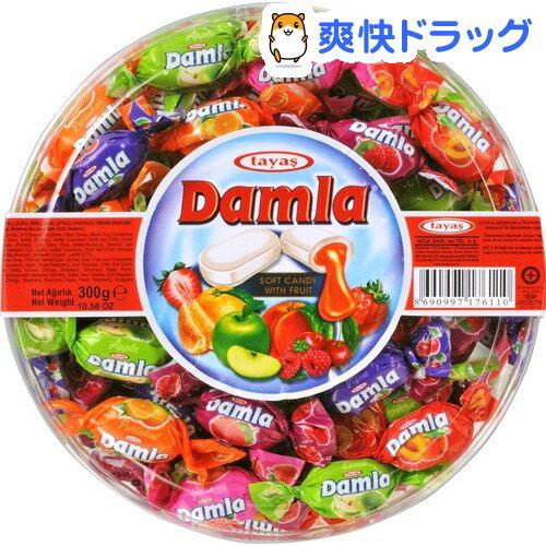 ダムラ ソフトキャンディ フルーツ アソート(300g)[お菓子]...:soukai:10243922