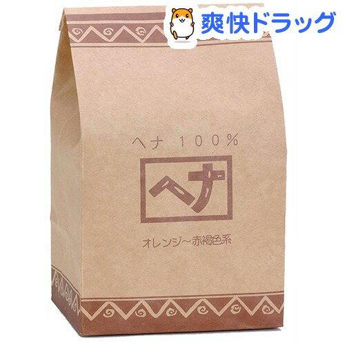 ナイアード ヘナ100%徳用(400g)[ヘナ]【送料無料】...:soukai:10035871