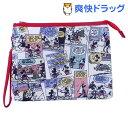 3ポケット マルチケース ディズニー コミック DPM-2501(1コ入)