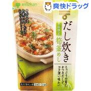ミツカン だし炊き筍釜めし(590g)【ミツカン】