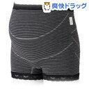犬印 ガードル妊婦帯 HB8363 チャコールグレー Mサイズ(1枚入)【犬印】