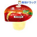 濃いりんごゼリー 0kcaL(195g)【たらみ】