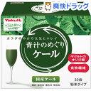 元気な畑から 青汁のめぐり ケール(30袋入)【元気...
