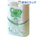 6 core cell flight roll 150m software (1 pack) [toilet paper]