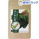 ナチュラルストック 日本の野菜パウダー ほうれん草(20g)【ナチュラルストック】