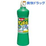 サンポールK(500mL)【HLSDU】 /[液体洗剤 トイレ用]