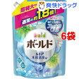ボールド 香りのサプリインジェル 詰替え用 超特大サイズ(1.26kg*6コセット)【ボールド】【送料無料】