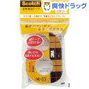 スコッチ 透明両面テープ W-12(1巻入)