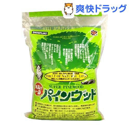 猫砂 パインウッド(6L)[猫砂 ねこ砂 ネコ砂 木 ペット用品]...:soukai:10145799