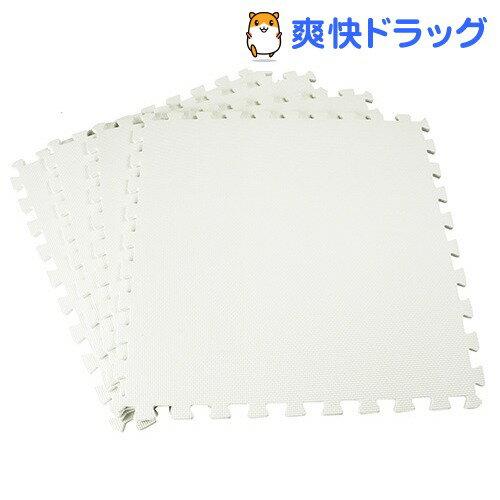 ジョイントマット 大判 EVA 60 ホワイト(4枚入)