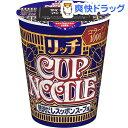 【数量限定】カップヌードル リッチ 贅沢だしスッポンスープ味(1コ入)【カップヌードル】