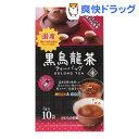 のむらの茶園 国産黒烏龍茶 ティーバッグ(3g*10袋入)[烏龍茶 ウーロン茶 お茶]