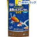 テトラゴールド 金魚のえさ ベーシック 基本食(220g)【Tetra(テトラ)】[熱帯魚 アクアリウム エサ]