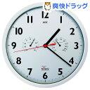 ICC 電波時計+ウェザーステーション 1コ入☆送料無料☆