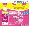 ロッテコラーゲンドリンク10000+ビタミンC1000(200mLX6本入)[コラーゲン10000(コラーゲンイチマン)]