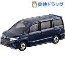 トミカ No.115 トヨタ ヴォクシー 箱(1コ入)【トミカ】