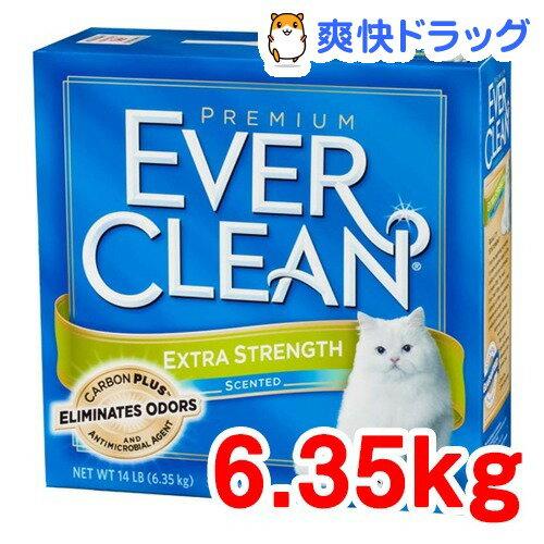 猫砂 エバークリーン 小粒・芳香タイプ(6.35kg)【エバークリーン】[猫砂 ねこ砂 ネコ砂 鉱物 ペット用品]【送料無料】:爽快ドラッグ