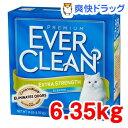 猫砂 エバークリーン 小粒・芳香タイプ(6.35kg)【エバークリーン】[猫砂 ねこ砂 ネコ砂 鉱物 ペット用品]【送料無料】