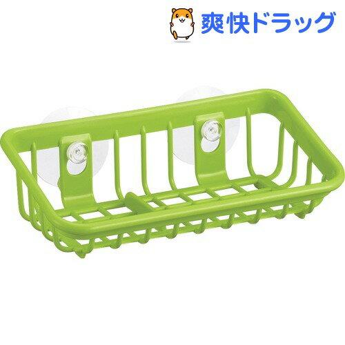 Nポゼ タワシ入れ M型 グリーン(1コ入)【ポ...の商品画像