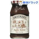 スマッカーズ アップルバター(312g)【スマッカーズ】