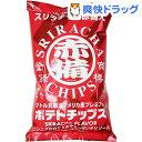 スリラチャの赤備えポテトチップス・スリラチャ味(100g)