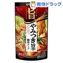 コク旨スープがからむ やみつき旨辛鍋用スープ(750g)...