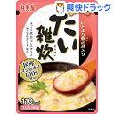味わい逸品 たい雑炊(250g)