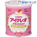 アイクレオのバランスミルク(320g)【アイクレオ】...