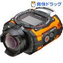 リコー アクションカメラ WG-M1 オレンジ(1台)【送料無料】