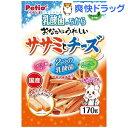 ペティオ おなかにうれしい ササミとチーズ(170g)【ペティオ(Petio)】[犬 ジャーキー]