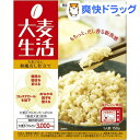 【機能性表示食品】大麦生活 大麦ごはん 和風だし仕立て(150g)【大麦生活】