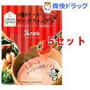 豆乳チーズフォンデュ トマト(120g*5コセット)