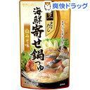 寄せ鍋つゆ 白みそ味(750g)