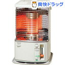 トヨトミ 石油ストーブ ホワイト RSH29GW(1台)【トヨトミ】【送料無料】