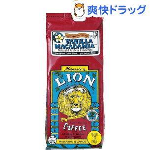 ライオン コーヒー バニラマカダミア