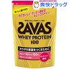 ザバス ホエイプロテイン100 ストロベリー味(357g(約17食分))