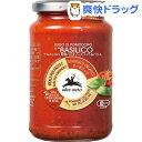 アルチェネロ 有機パスタソース トマト&バジル(350g)【アルチェネロ】