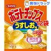 湖池屋 ポテトチップス うすしお味 Mサイズ(60g*12コセット)